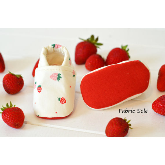 Organic-Strawberry-Baby-Toddler-Girl-Shoes-Rubber-Soles