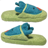 Organic_Cotton_Toddler_Slippers_Rainforest_Funny-Bird_Profile