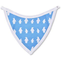 Penguin-Bib-Blue-Reversible