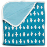 Penguin-Blanket-Blue_Front
