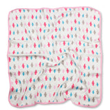 Penguin-Receiving-Blanket-Multi-Pink_Full-Front