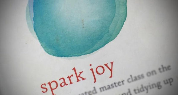 Spark Joy, Again and Again (and again)