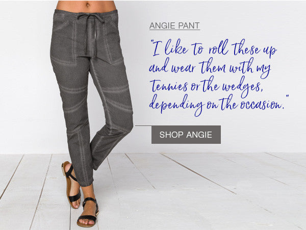 Angie Pant