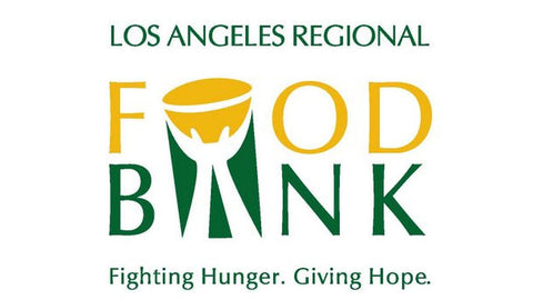 Los Angeles Regional Food Bank + XCVI
