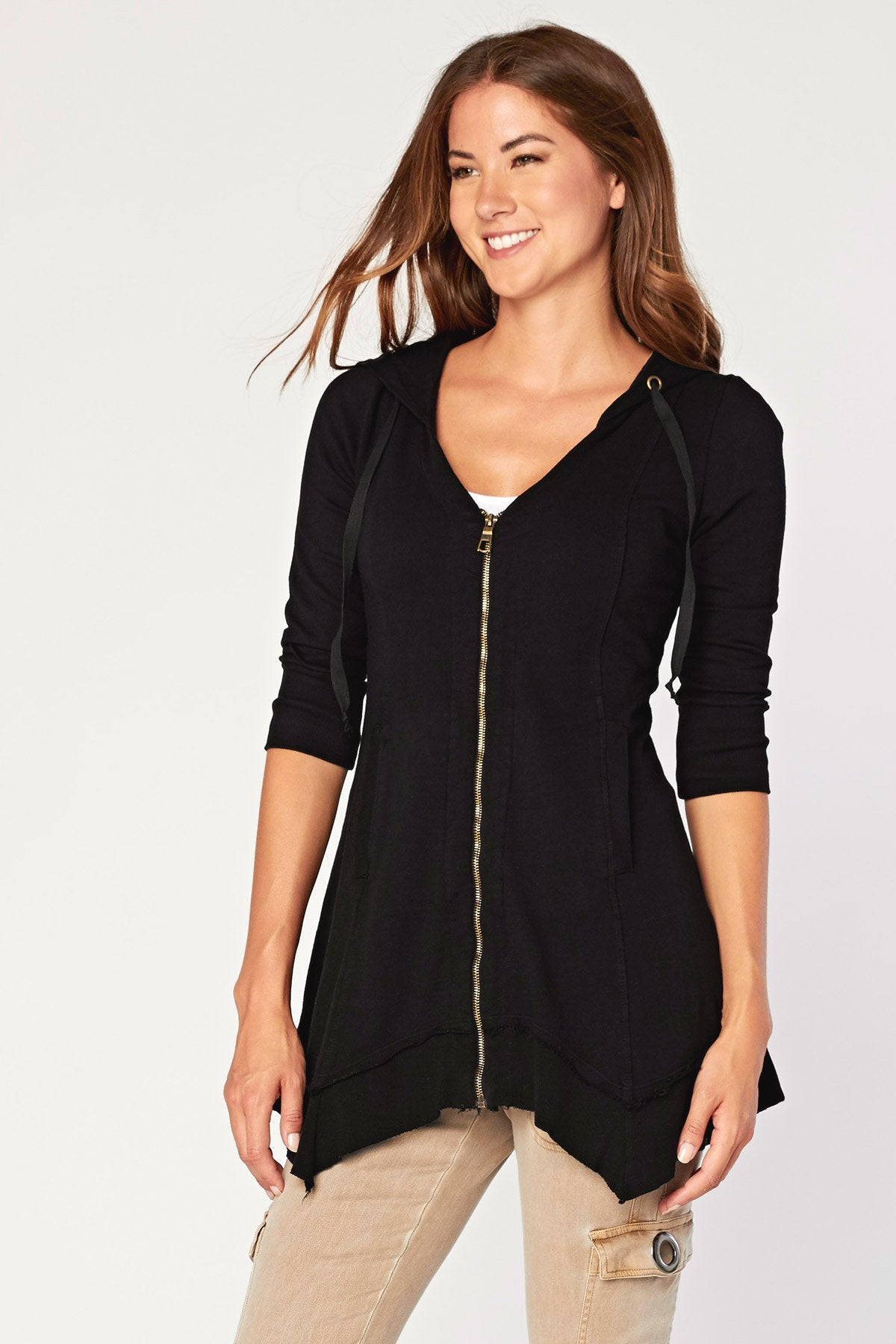 Merchantile Jacket (3/4 Sleeve)