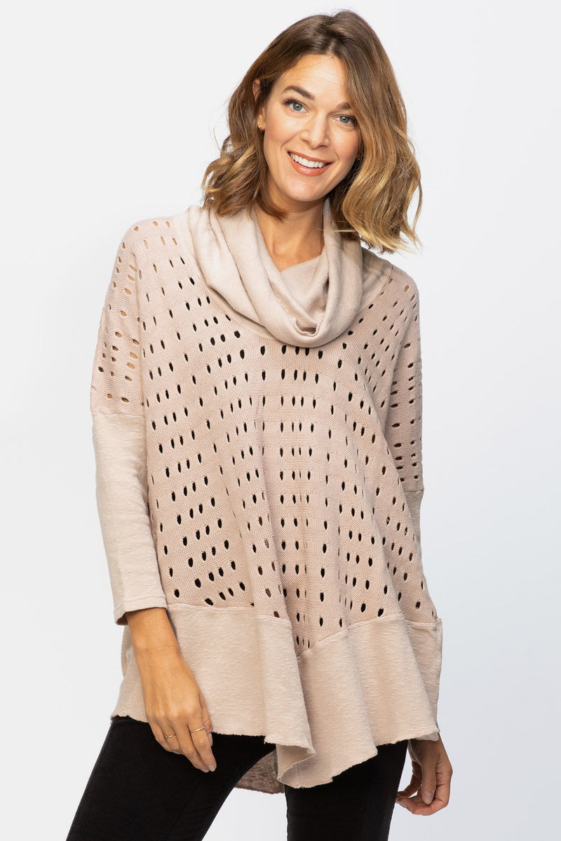 Wearables Reed Cowl Tunic