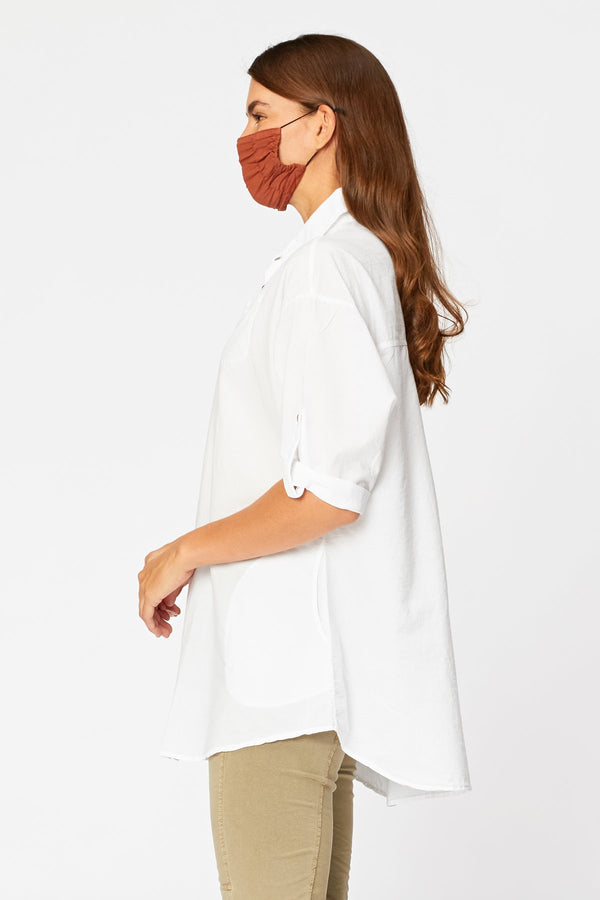 Wearables Ashlie Button Down