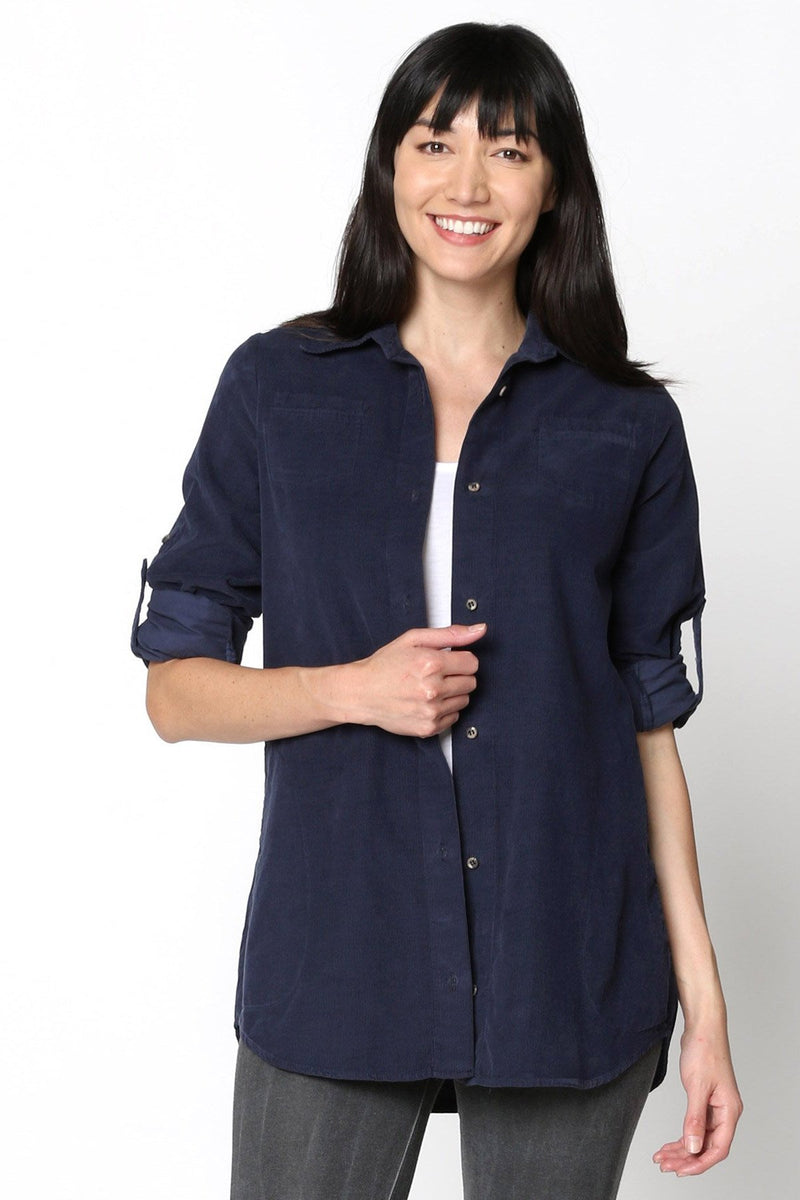 Wearables Reporter Blouse