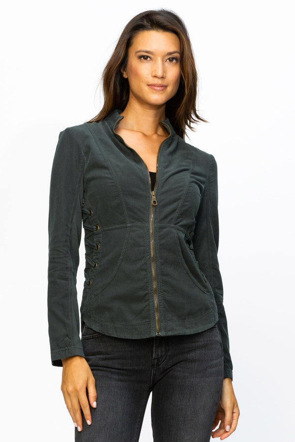 Wearables Larisa Cord Jacket