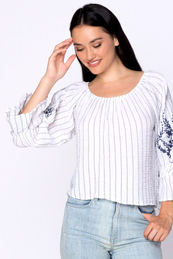 XCVI Isabel Blouse