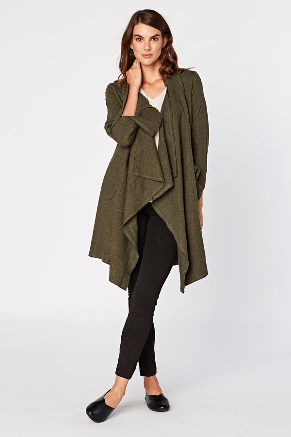 Relaxed Overcoat