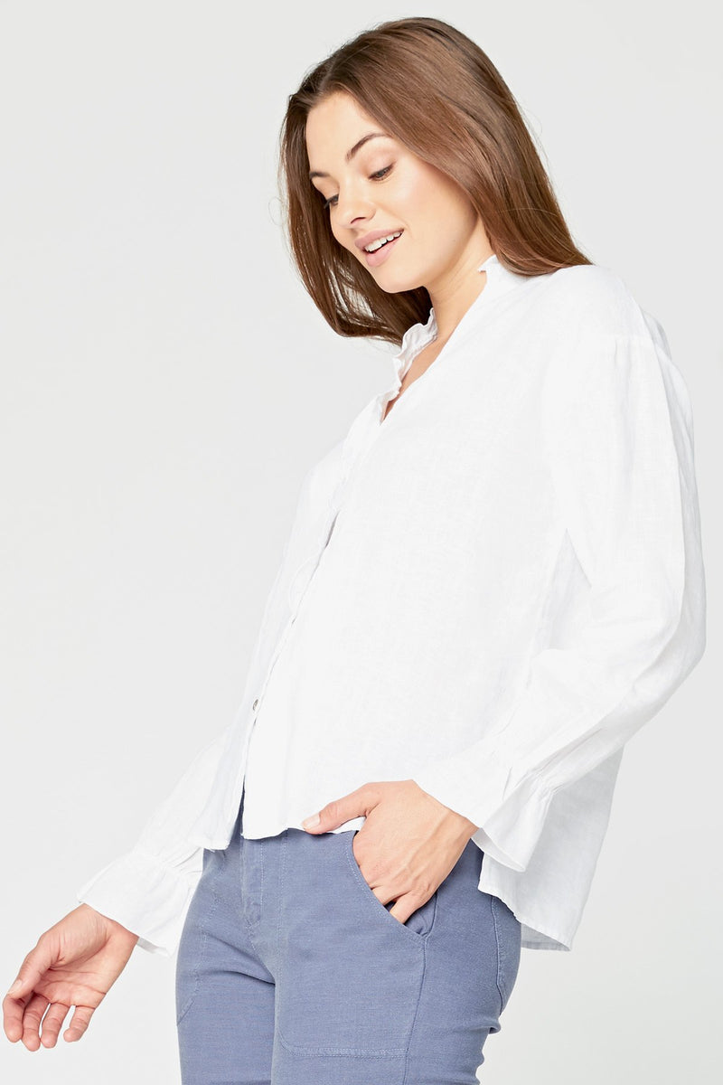 Lettuce Edge Blouse