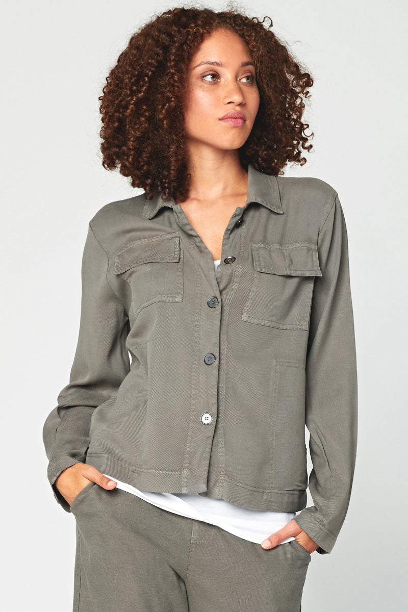 Prairie Trucker Jacket