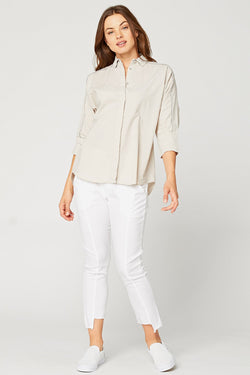 Power Button-Down Shirt