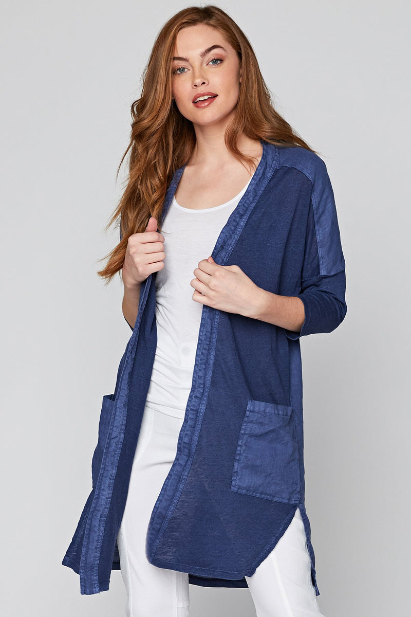 XCVI Breathable Cardigan