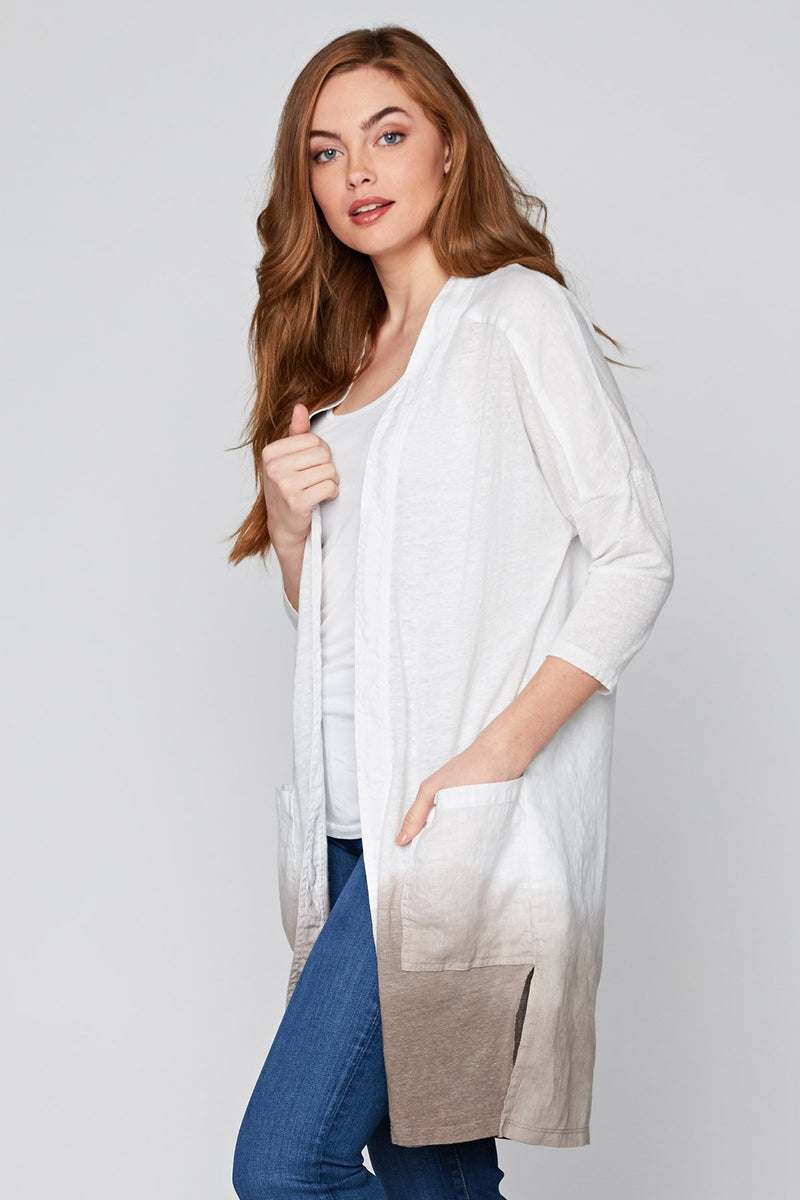 Breathable Cardigan