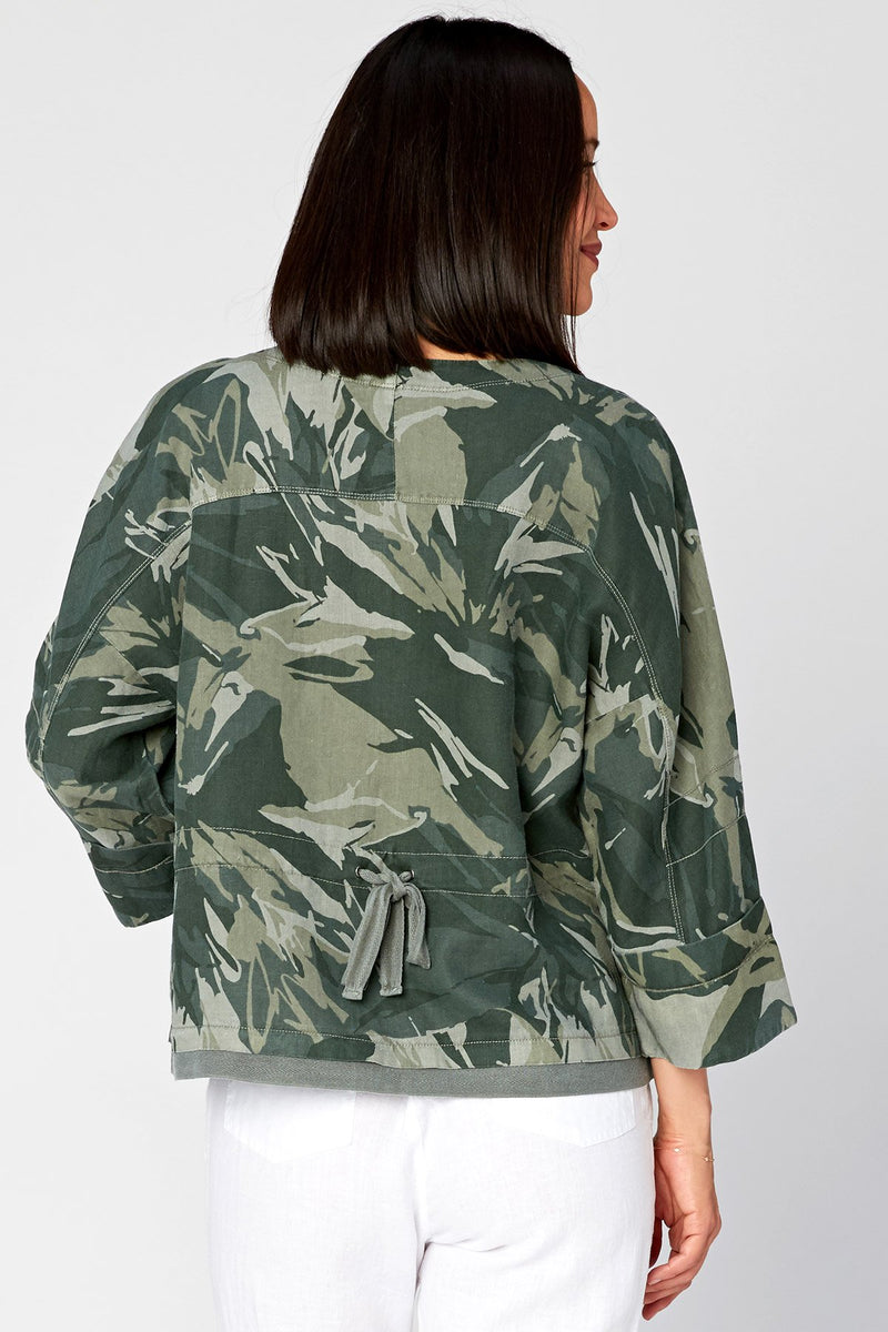 XCVI Camo Field Day Jacket