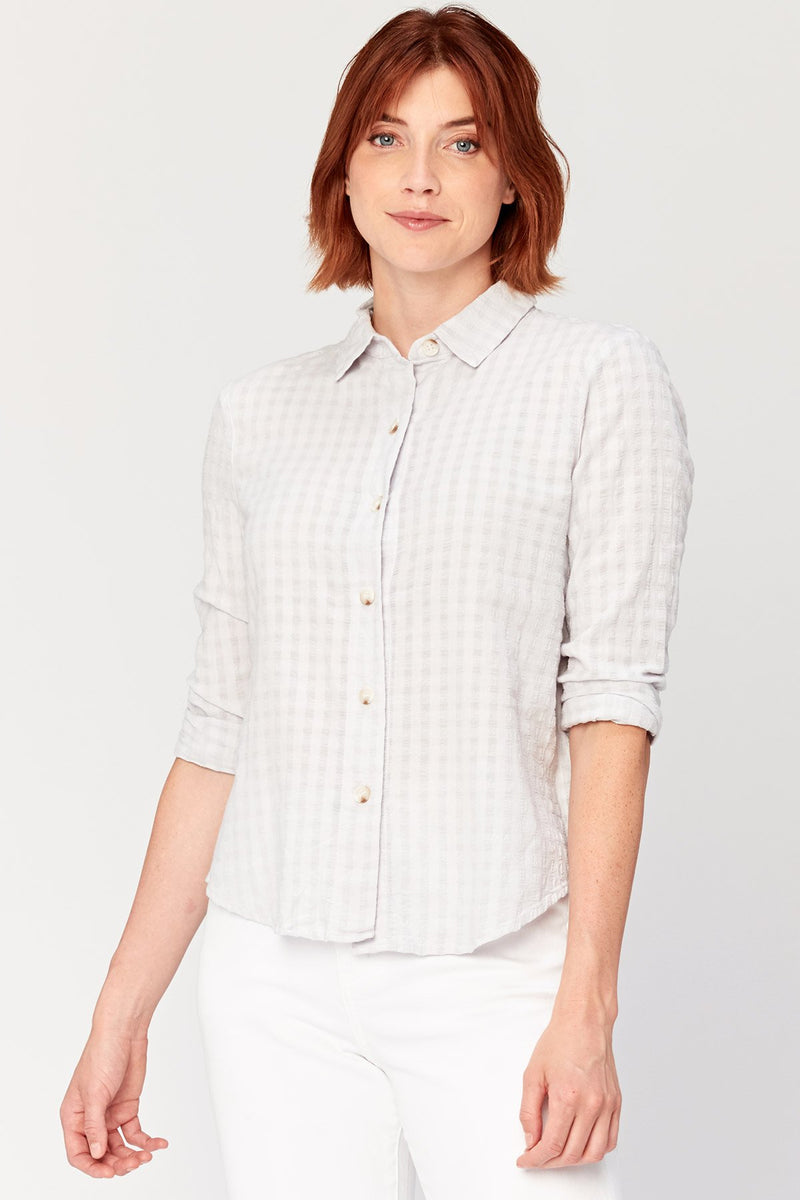 XCVI Brigit Button-up