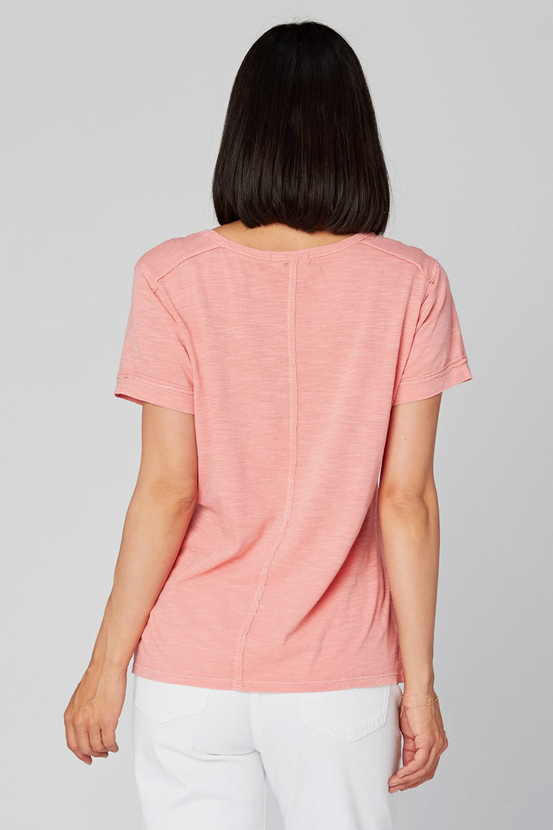 Wearables Organic Scoop Neck Tee