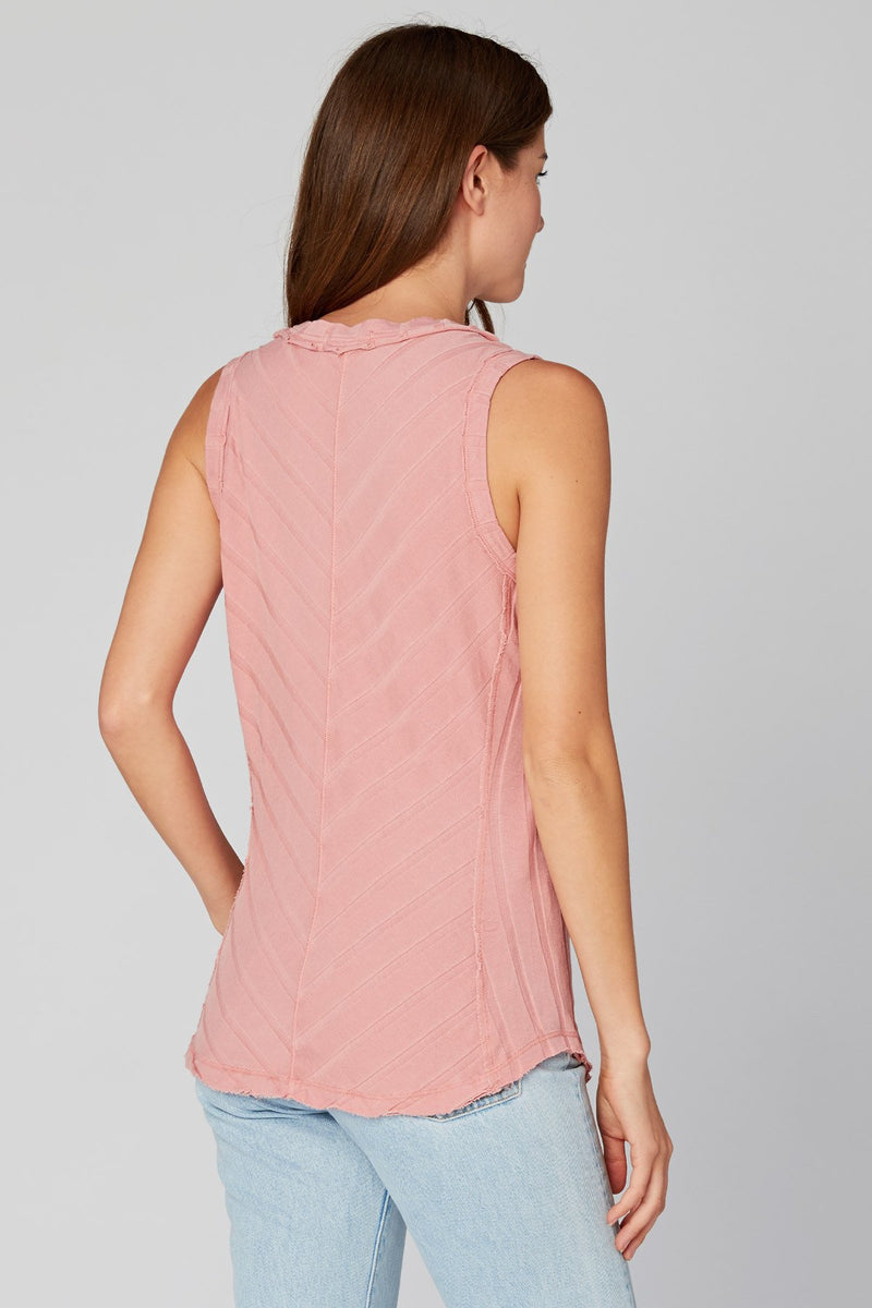 Organic Cotton Wide Rib Tank