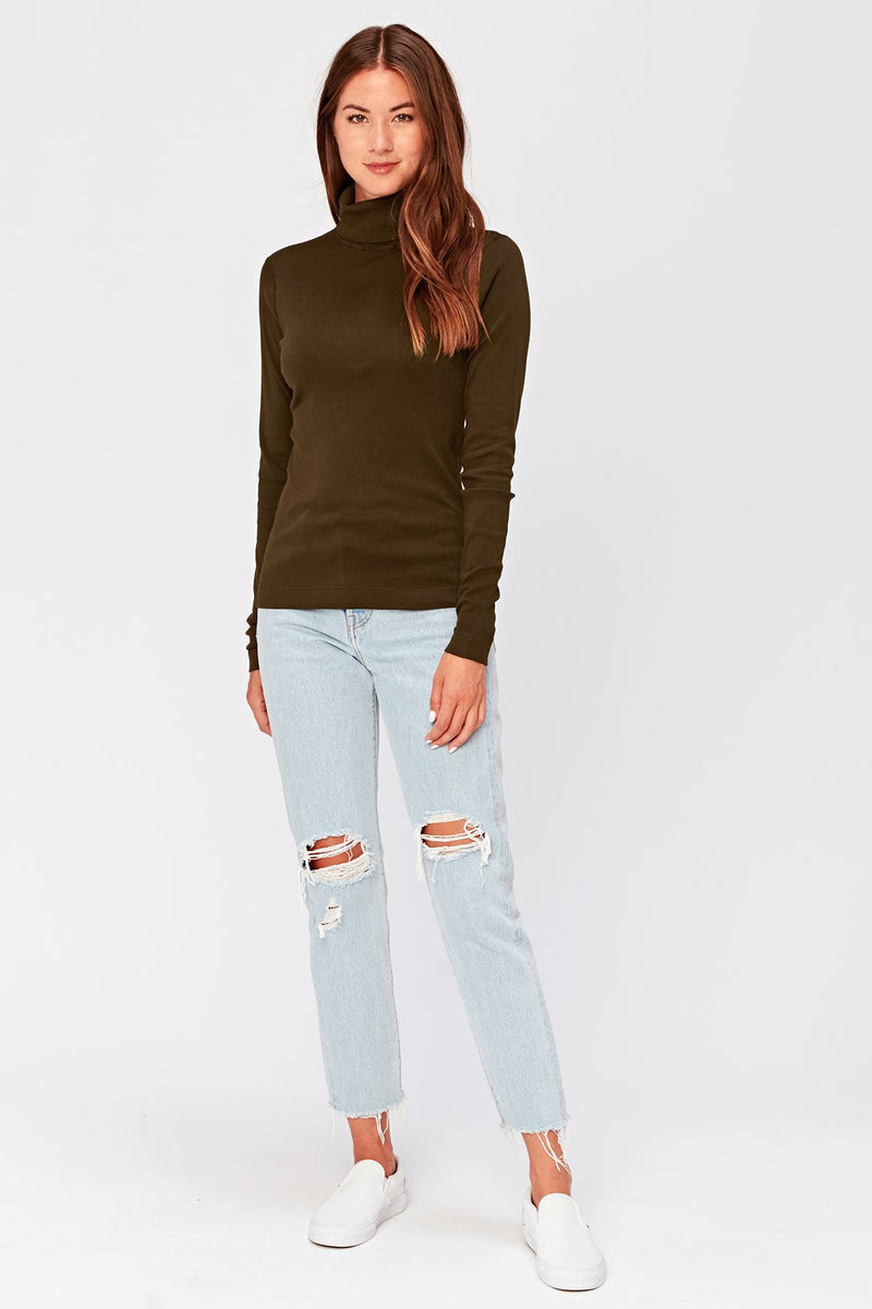 Essentials Modicum Long Sleeve Turtleneck