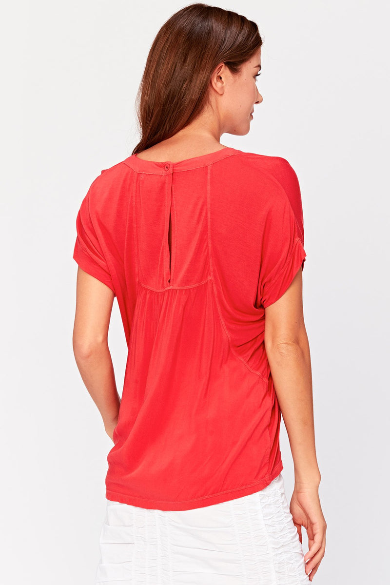 Wearables Voile Shell Top