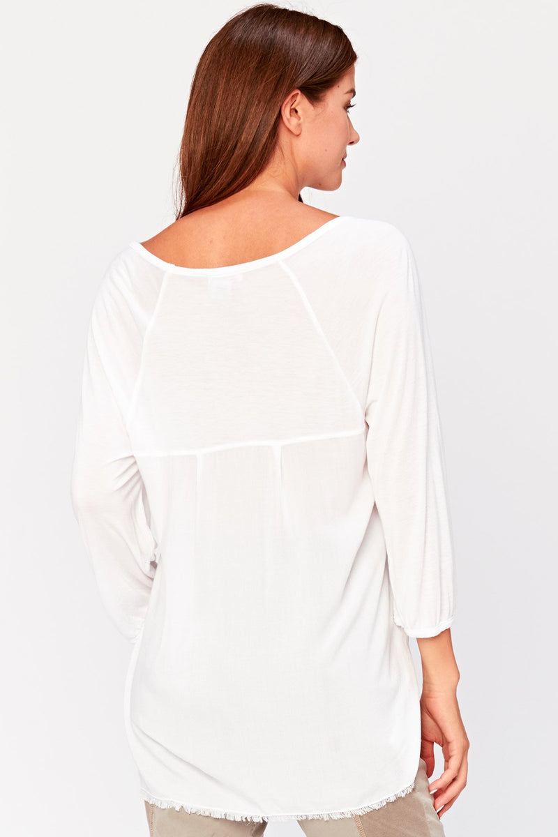 Wearables The Voile Honest Top
