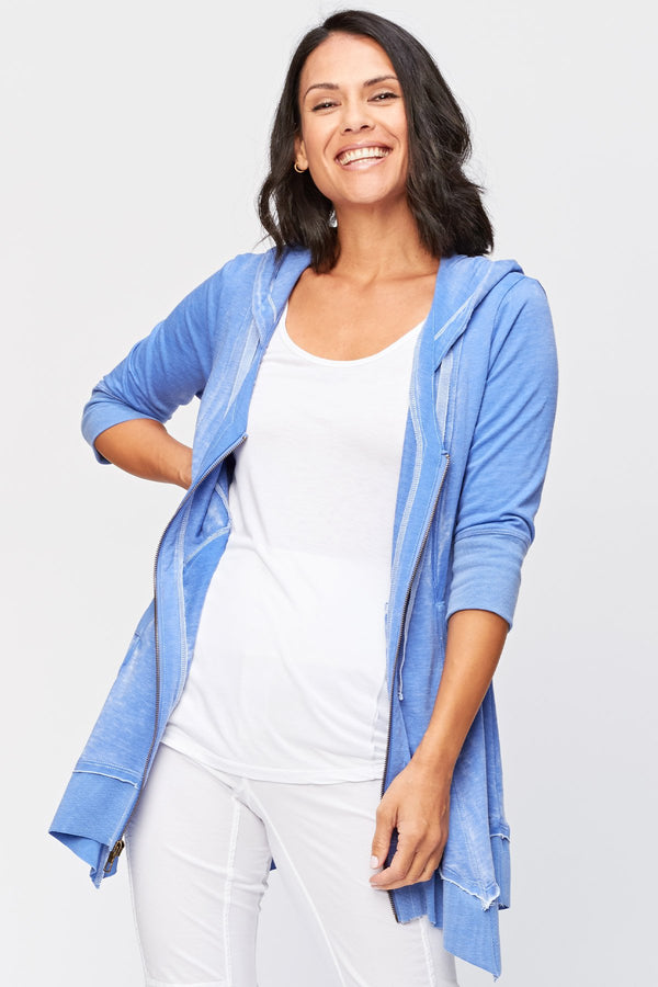 Wearables Merchantile Burnout Jacket