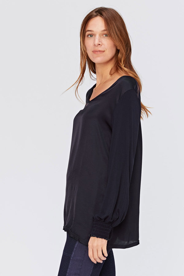 XCVI Bluma V-Neck Top