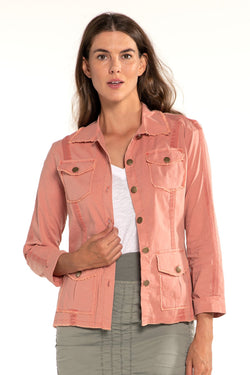 Wearables Poplin Safari Jacket