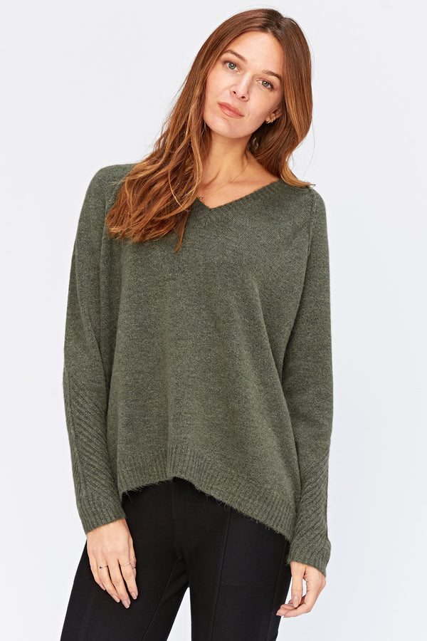 XCVI Valeria V-Neck Sweat