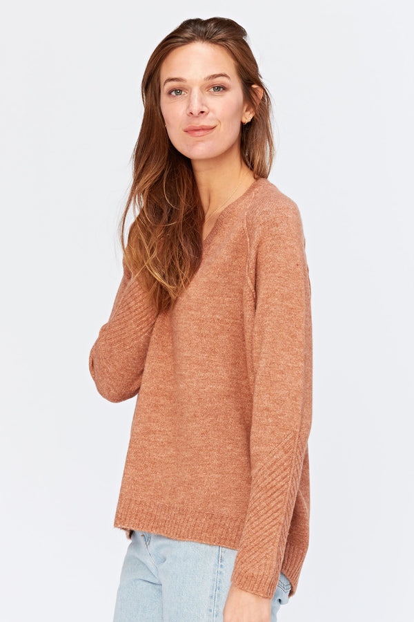 XCVI Valeria V-Neck Sweater