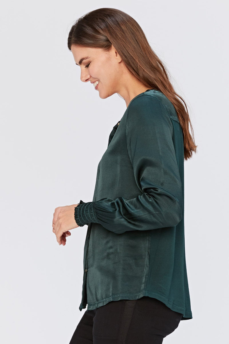 XCVI Cuthbert Blouse