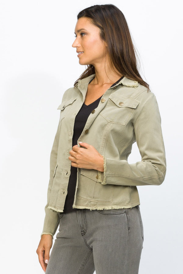 Wearables Utility Safari Jacket
