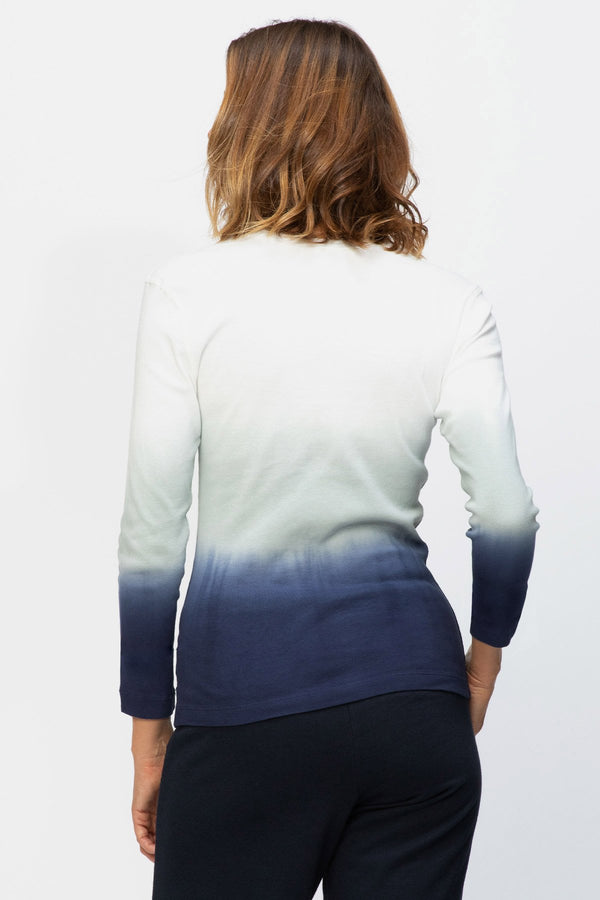 Wearables Organic Pinpoint Long Sleeve