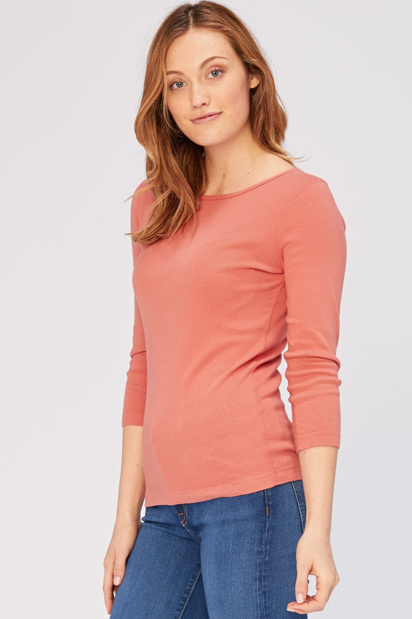Wearables Minim Wide Neck Tee
