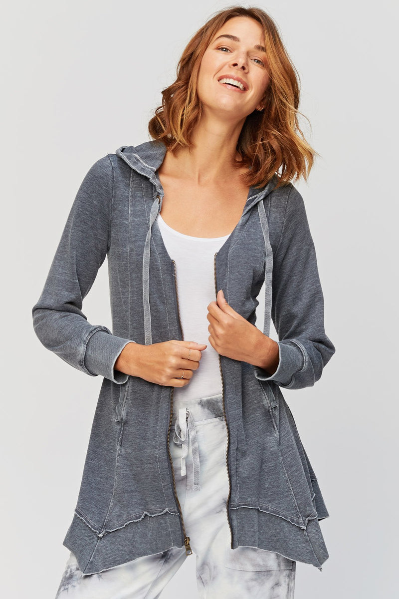 Wearables Burnout Merchantile Jacket