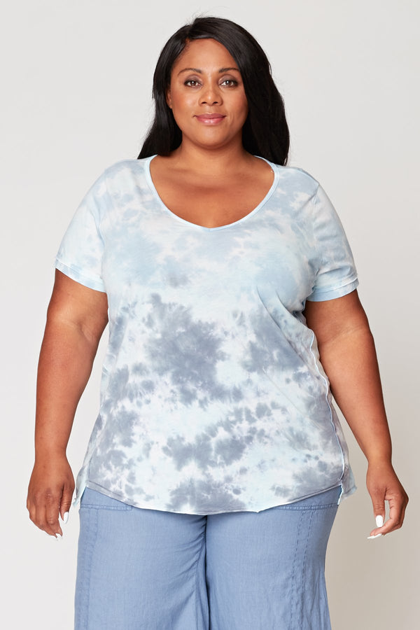 XCVI Plus Adair Tee