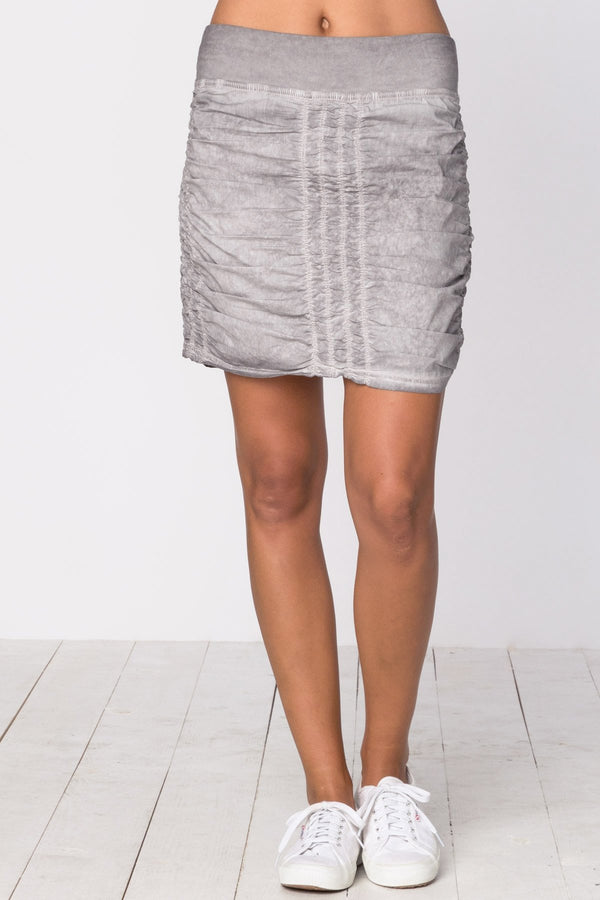 Wearables Solid Trace Skirt