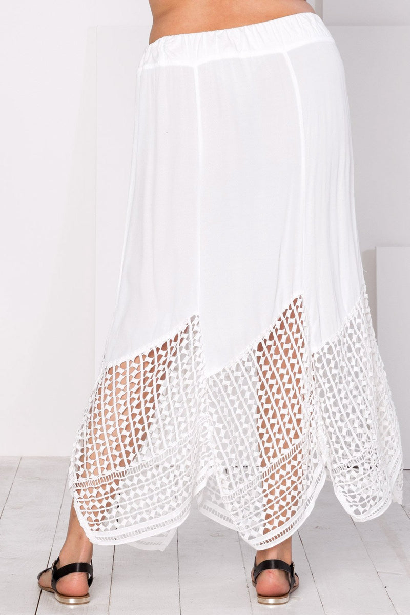 Lauryn Midi Skirt+