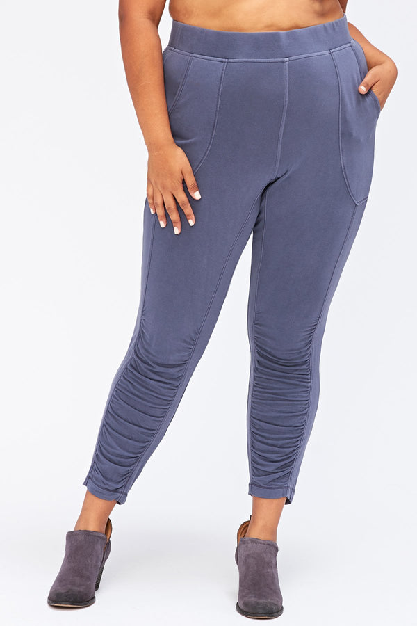 XCVI Plus Huckle Legging+