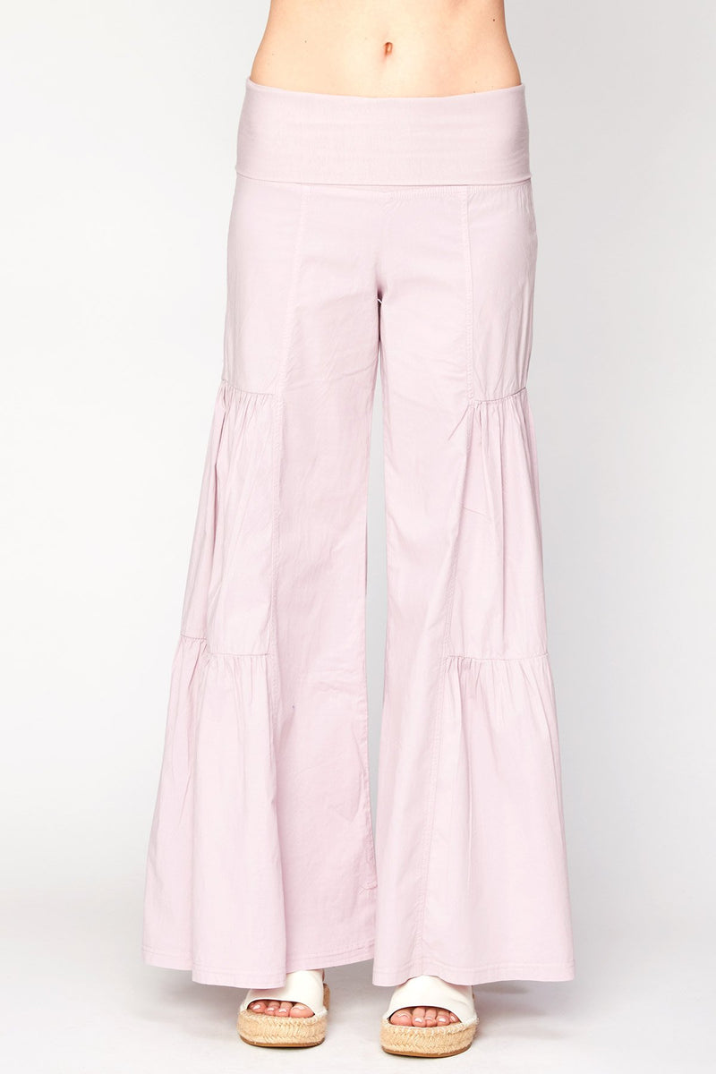 Wearables Side-Tier Palazzo Pant
