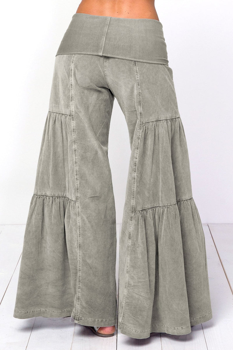 Wearables Side Tier Palazzo Pant