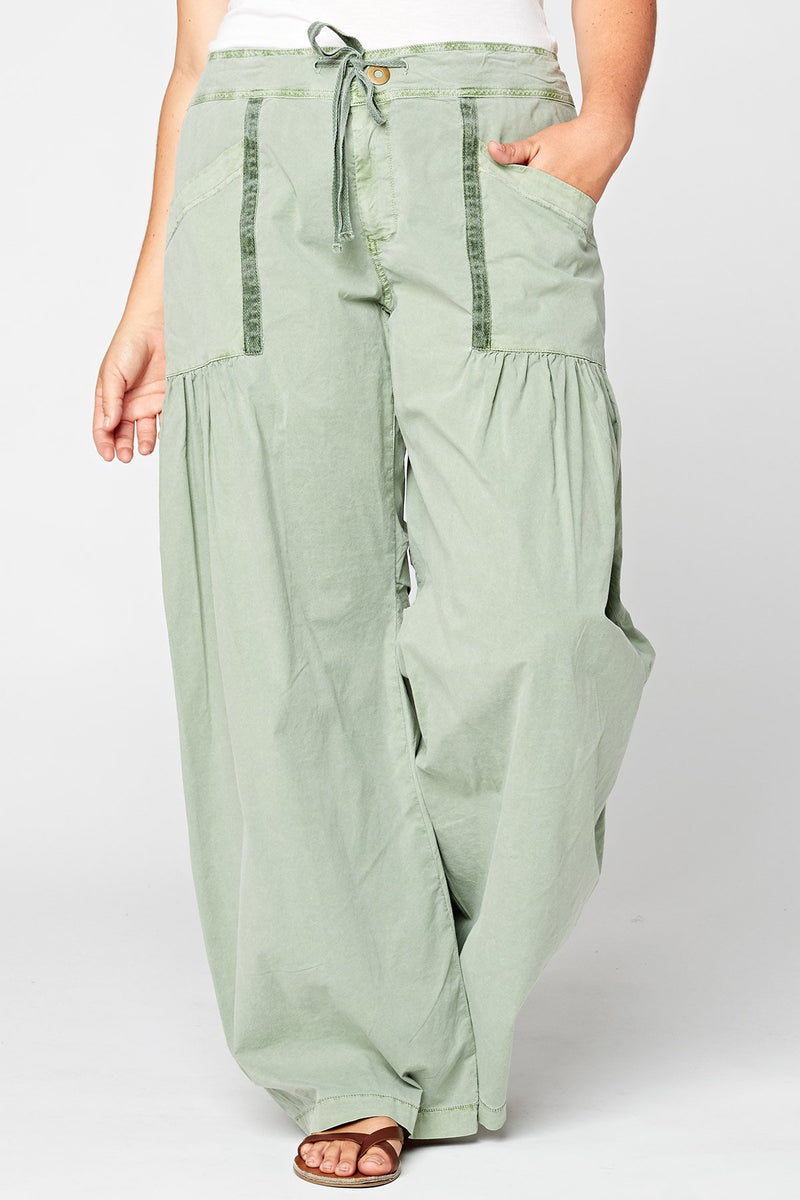 Willow Wide Leg Pant+