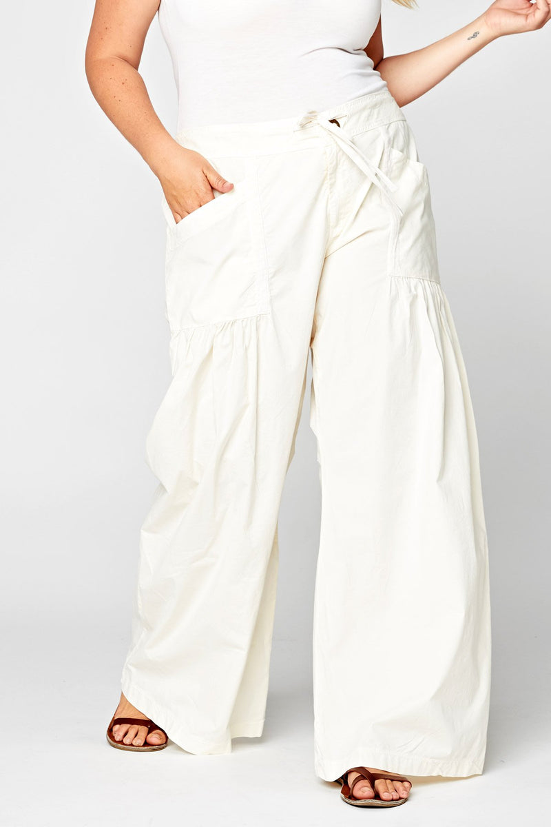 XCVI Plus Willow Wide Leg Pant+