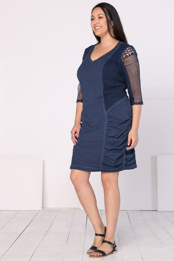 XCVI Plus Classic Arya Dress+