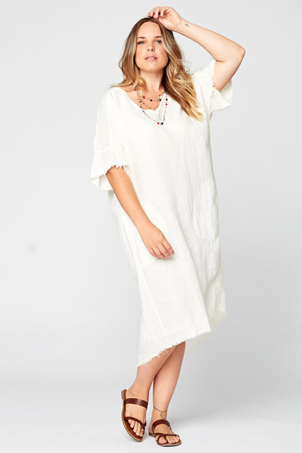 XCVI Plus Reeta Dress+
