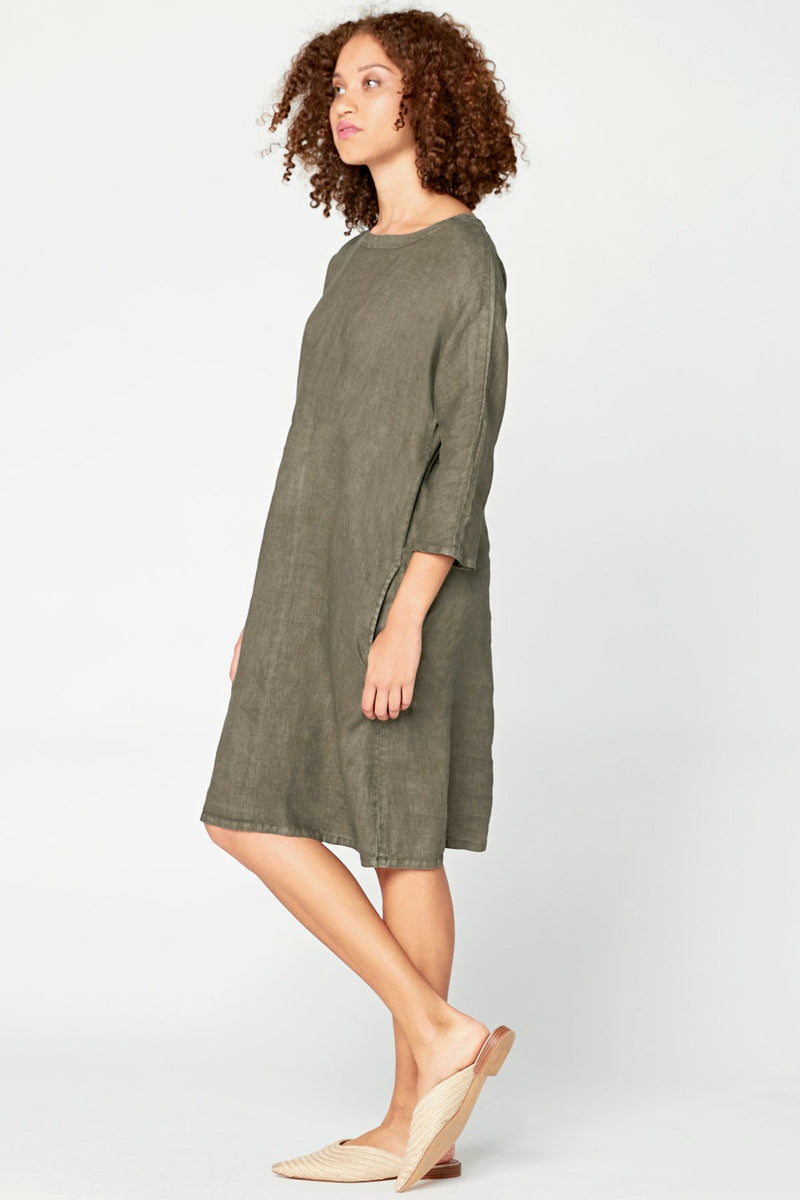 XCVI Long-Line Tunic Dress