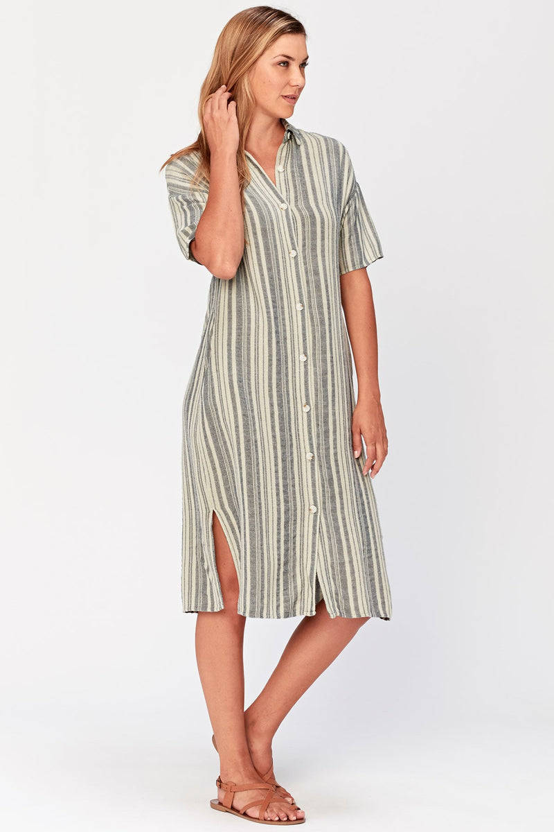 XCVI Gael Shirt Dress