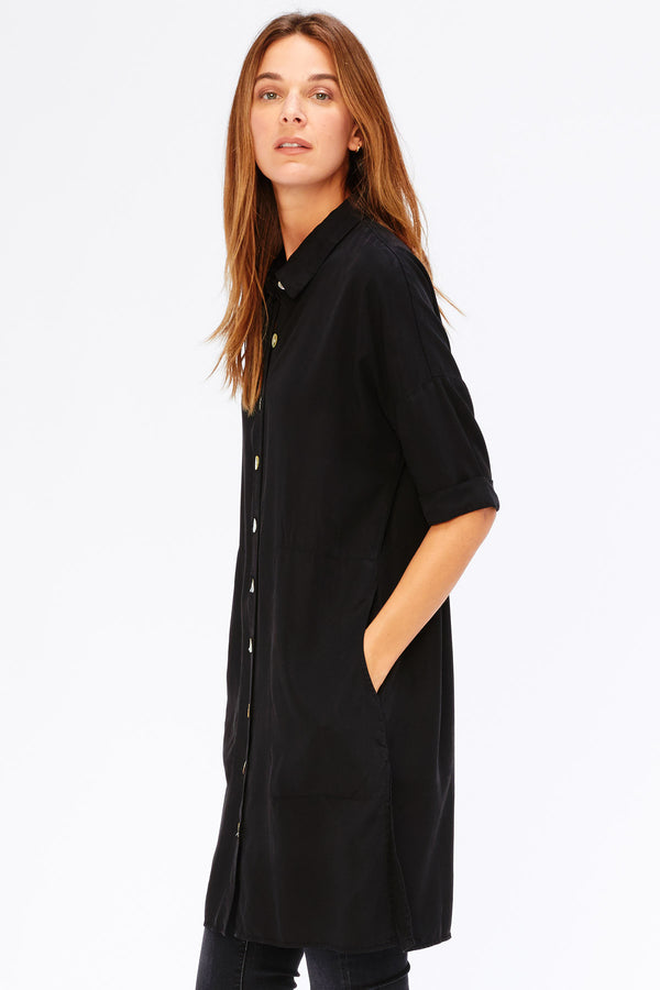 Everett Shirt Dress